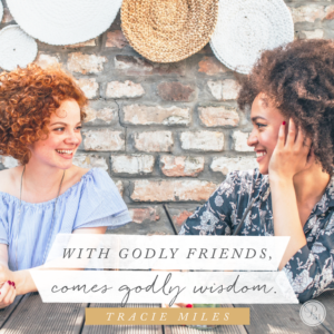 Are you a good friend, or a Godly friend?